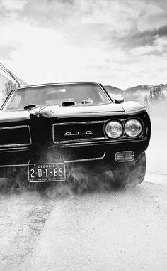 Bad to the Bone American Muscle Daily at: http://hot-cars.org