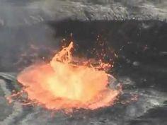 http://ethiopia.mycityportal.net - ماذا يحدث عندما ترمي حجرًا في بحيرة لافا في إثيوبيا - #ethiopia