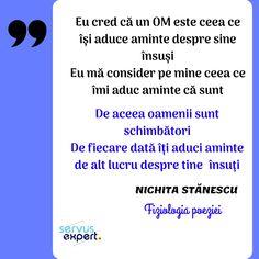 #citate #poezie #nichitastanescu #bucuresti #cluj #iasi #timisoara #brasov #sibiu Quotes, Quotations, Quote, Shut Up Quotes