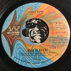 Ohio Players - Funky Worm b/w Paint Me - Westbound #214 - Funk