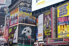 see a Broadway show in NY