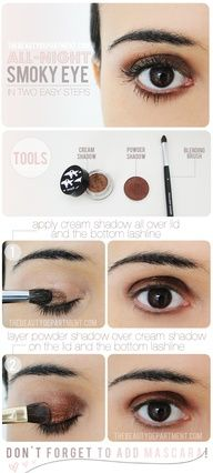 "Pull an all-nighter with this easy eyeshadow two-stepper!"" data-componentType=""MODAL_PIN"