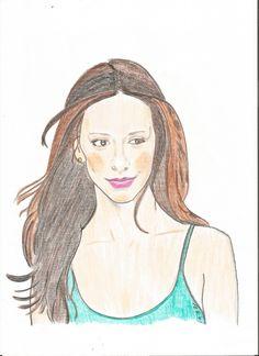 Jennifer Love Hewitt the best forever: ritratti di Jennifer fatti da me a matita