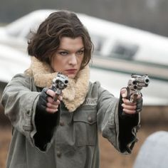 Milla Jovovich in Resident Evil: Afterlife http://www.newmovieshouse.com/2010/Resident-Evil-Afterlife/