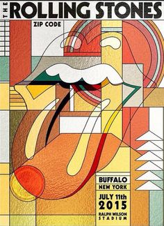 The Rolling Stones - Buffalo- 11/07/2015 - Zip Code