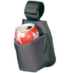 Pontoon Drink Holder  FTA7     Attaches universally to any boat frame and securely holds cans and/or bottles.    $17.95