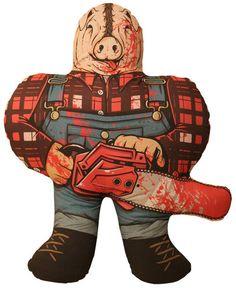 The Farmer Horror Buddy