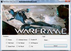 New Warframe HACK download updated. Warframe HACK 2016 download tool. Free download of Warframe HACK.