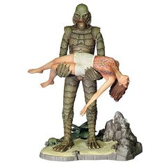 Creature from the Black Lagoon Model Kit - Moebius Models - Creature from the Black Lagoon - Model Kits at Entertainment Earth