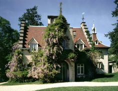 Washington Irving's home, Sunnyside, is open to visitors year-round in Tarrytown, N.Y.