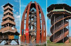 10 turistických rozhľadní na Slovensku, ktoré určite navštívte Ferris Wheel, Fair Grounds, Travel, Viajes, Destinations, Traveling, Trips