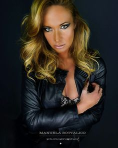 Model :Elisabetta di Cesare Photo And make up: Manuela Bottalico