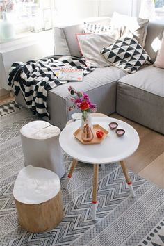 scandinavian decor for fall 2