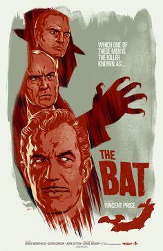 """Dicas de Filmes pela Scheila: Filme: """"A Mansão do Morcego (1959)"""""""