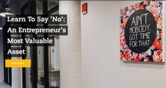 """Why saying """"no"""" more often is the best business decision you can make"""