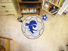 "Seton Hall University Soccer Ball 27"""" diameter"