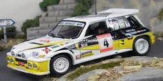 Rally Príncipe de Asturias 1986 Renault 5 Maxi Turbo Sainz/Boto 1/43