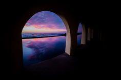 Thompson's Arches by Damien Davis / 500px