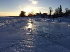 Lake Superior, Duluth Minnesota.