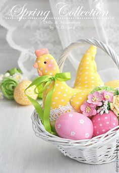 Easter Projects, Easter Crafts, Crafts For Kids, Diy Crafts, Spring Crafts, Holiday Crafts, Easter Wallpaper, Chicken Crafts, Easter Bunny Decorations
