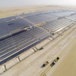 A regional consortium led by Masdar Group and Dubai Electricity & Water Authority will soon be beginning the construction of a 800 megawatt solar power park the world's largest solar power project to date. http://ift.tt/2k6hwVd