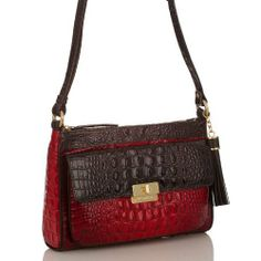 Rosie Shoulder Bag - Tri-Texture