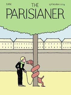 Alain Pilon /The Parisianer