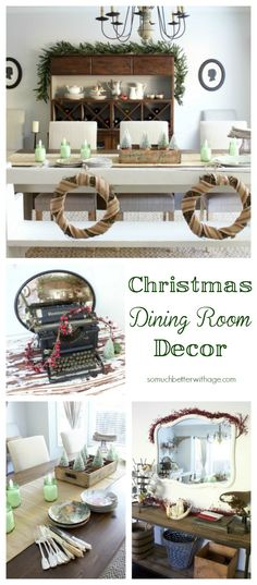 12 Days of Christmas Tablescapes | So Much Better With Age