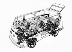 volkswagen transporter  scale model and 4x4 on pinterest