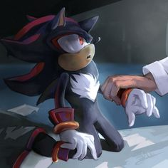 Your coming with me, I've always wanted your presence Shadow And Maria, Shadow And Amy, Sonic And Shadow, Silver The Hedgehog, Shadow The Hedgehog, Platform Games, Character Art, Character Design, Sonic Hedgehog