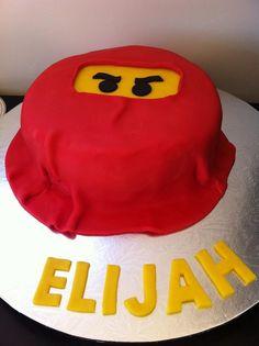 Ninja Cake tiersoflove.com