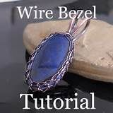 How to wire wrap a quartz crystal,