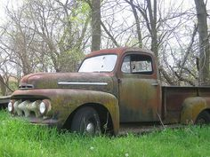 for those who like the old trucks