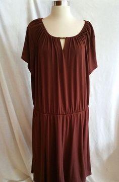 SUSAN GRAVER Size 1X Dress #SusanGraver