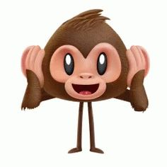 See no evil, hear no evil, speak no evil Funny Faces Images, Emoji Images, Emoji Pictures, Gif Pictures, Free Animated Gifs, Animated Emoticons, Animated Icons, Emoji Movie, Funny Emoji
