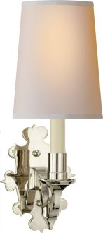 leyland sconce - thomas o'brien for visual comfort