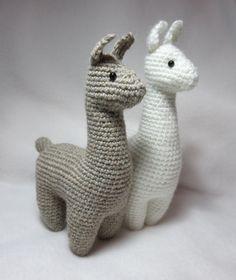Ravelry: Llama Amigurumi by Julie Chen