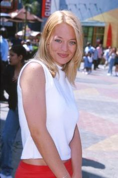 Jeri Ryan at an event for The Adventures of Rocky & Bullwinkle (2000)
