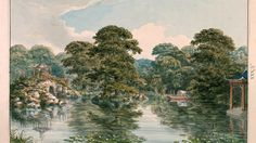 Woburn Gardens, designed by Humphry Repton