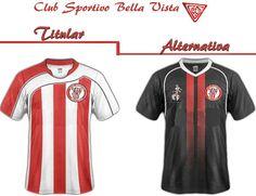 Camiseta club sportivo bella vista - Tucumán