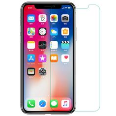 [US$7.99] NILLKIN 0.3mm Nanometer Anti-Explosion Tempered Glass Screen Protector for iPhone X  #03mm #antiexplosion #glass #iphone #nanometer #nillkin #protector #screen #tempered