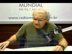 Arte do Equilíbrio - Alcides Melhado Filho - 17-10-2014 - Radio Mundial