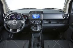 2014 Honda Element interior
