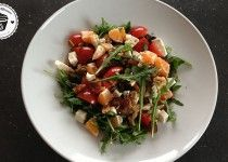 Fitness Dessert.de Ruccola Salat 01 210x150 Kerniger Rucola Salat