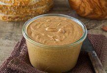 Recept na domáce mandľové maslo, ktoré si rozhodne zamilujete