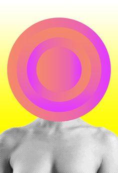 Tyler Spangler Collage Illustration, Illustrations, Tyler Spangler, John Baldessari, Photography Collage, Creepy Pictures, Art Model, Graphic Design Inspiration, Picture Wall