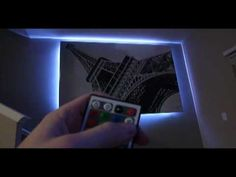 1000 images about art n 39 stuff on pinterest led light box abstract and led - Add spark wall art picture lights ...