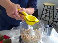 How to Make Really Good Hummus-Secrets and Tips