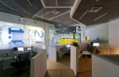 Autodesk R&D Center in Israel by STUDIO BA Photo