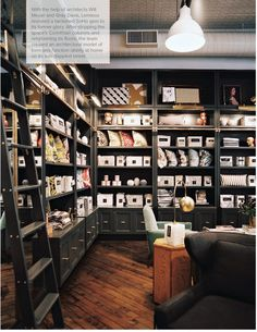 display. Lonny Mag. August 2012